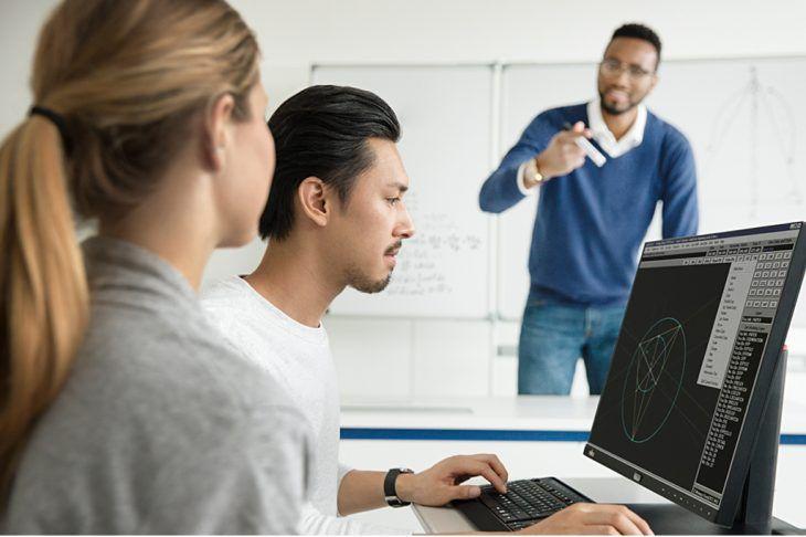 IT für die digitalisierte Bildung