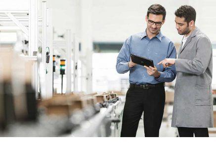 Leistungsstarke Server für die Industrie 4.0