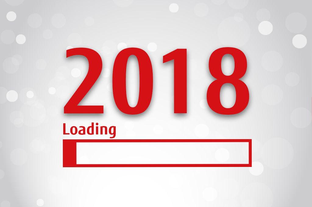 Willkommen im Jahr 2018!