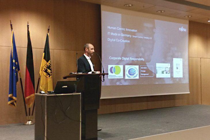 Jan Spreters Impulsvortrag zur digitalen Nachhaltigkeit