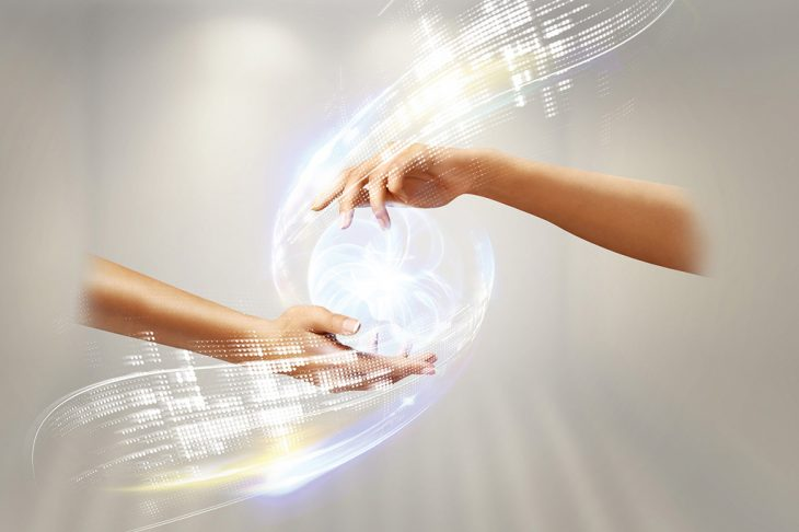 Fujitsu bei der E-wolrd energy & water