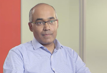 Fujitsu Perspectives: Ravi Krishnamoorthi