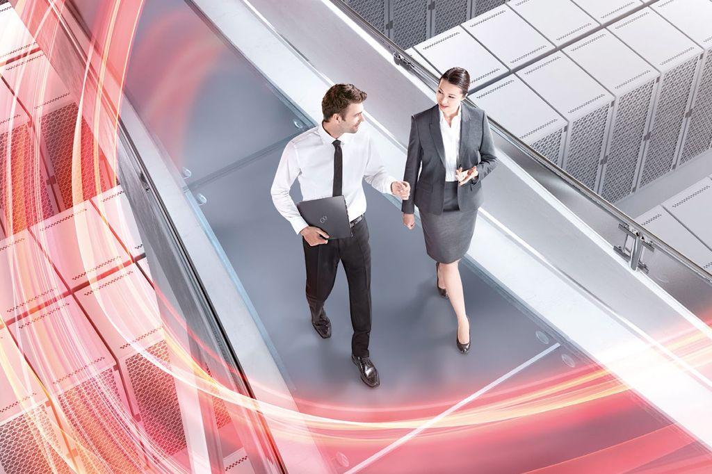 IT Service von Fujitsu - unsere Kunden und Partner teilen ihre Erfahrungen