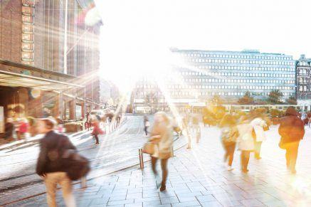 Die Smart City der Zukunft
