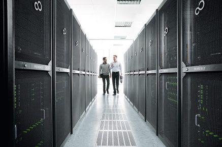 NFLEX Converged Infrastructure für Ihr Rechenzentrum