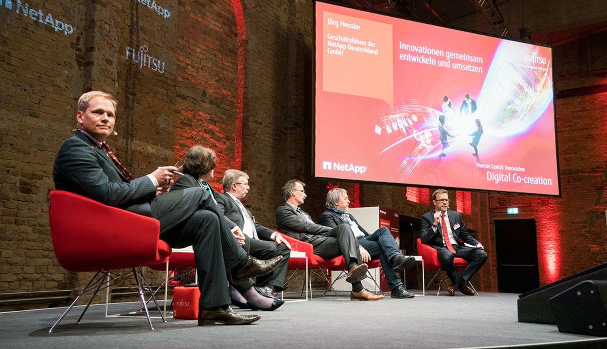 Die Jahreskonferenz Digitale Verwaltung 2018 war ein voller Erfolg.