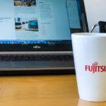 Die Fujitsu Kaffeetasse