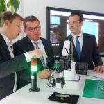 Impressionen der Eröffnung des FUJITSU Digital Transformation Centers in München