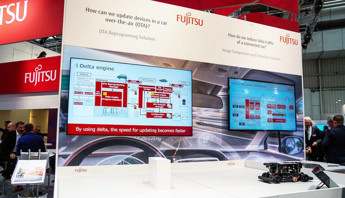 Intelligente Mobilität auf der Hannover Messe Industrie 2018