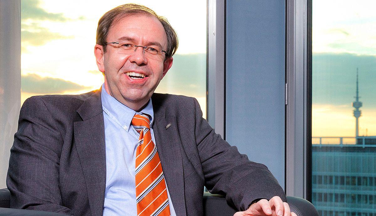 Robert Mayer, Vorsitzender des CIO-Network Schwaben