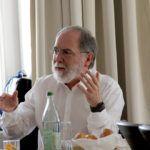 Morgenstund hat Blockchain im Mund – Parlamentarisches Frühstück mit Joseph Reger und Rupert Lehner