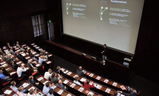 Fujitsu und die TU Darmstadt laden ein zur IT-Business meets Science