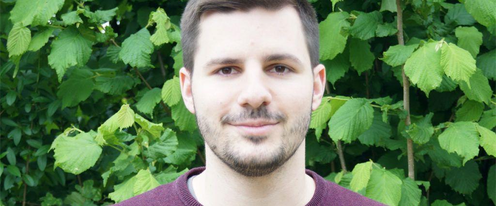 Benedikt Walter, Junior IT-Engineer bei Fujitsu