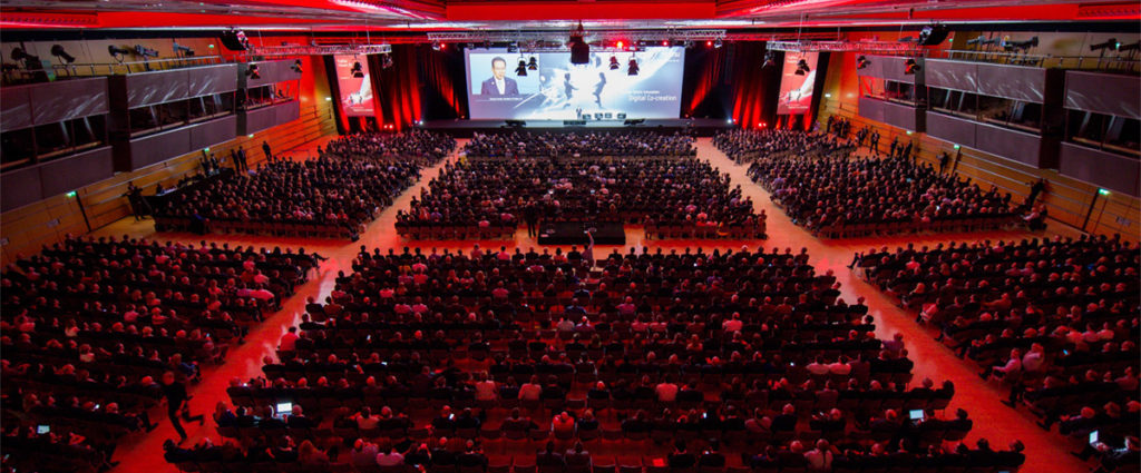 The Place To Be: Das Fujitsu Forum 2018