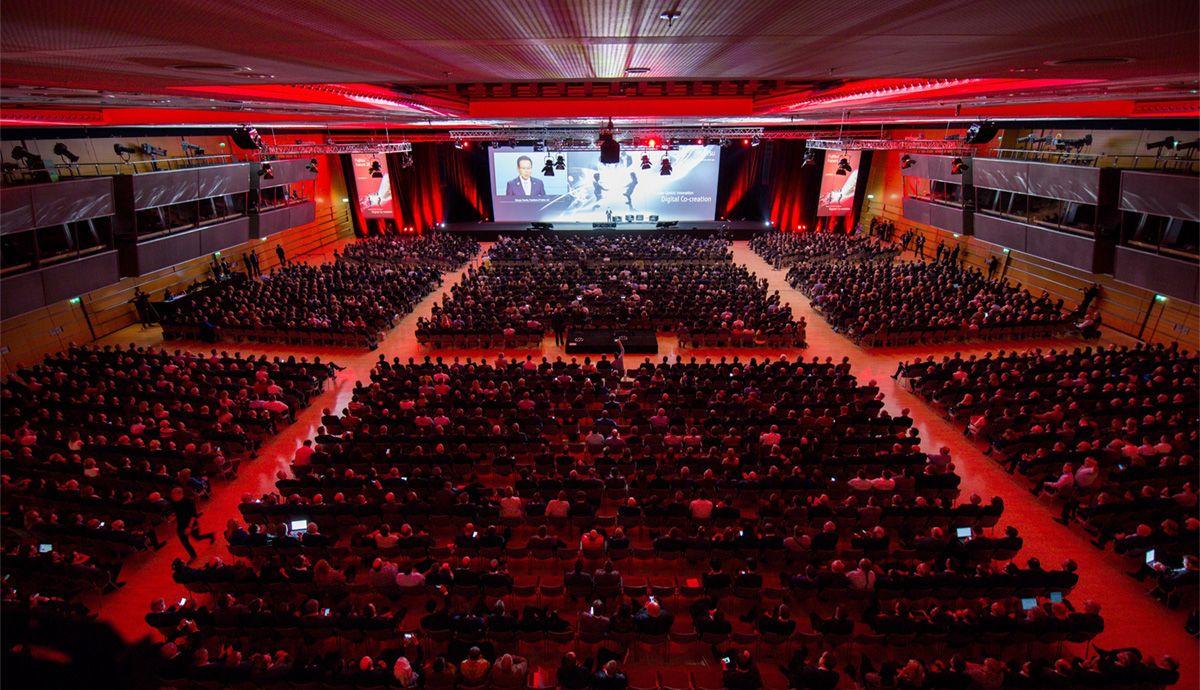The Place To Be: Das Fujitsu Forum 2018