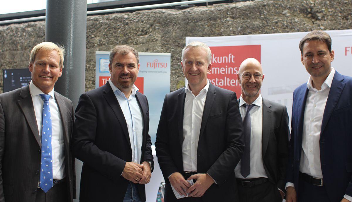 Erfolgreiche Digitalisierung – Fujitsu beim 1. Digitalkongress der CSU Bavarian Summit