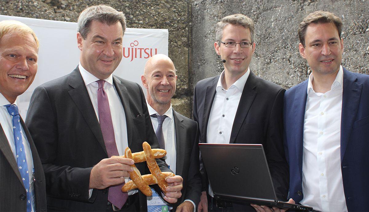 1. Digitalkongress der CSU Bavarian Summit