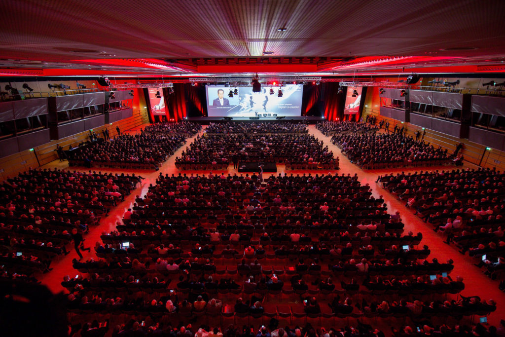 Fujitsu Forum 2018 - Keynotes