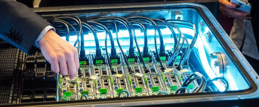 Keep cool: Wie Sie die Energieeffizienz im Data Center optimieren