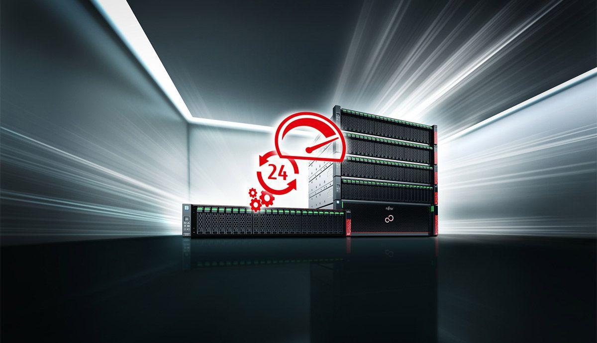 Machen Sie Ihr Rechenzentrum fit für den Umstieg auf All-Flash