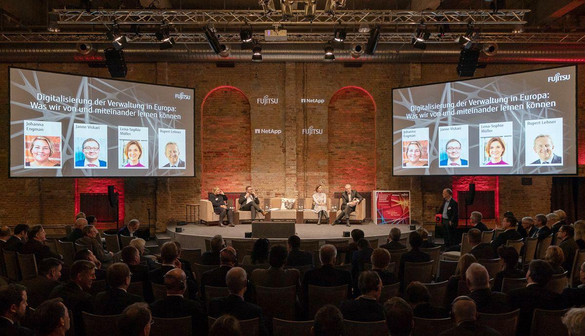 Die digitalisierte Verwaltung – Ideen und Lösungen auf der Jahreskonferenz Digitale Verwaltung