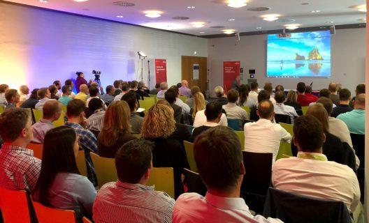 Der EnBW TechDay 2018: Nahezu alles kann digital abgebildet werden
