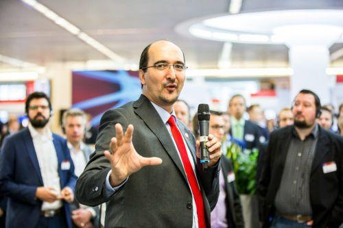 Arbeiten bei Fujitsu: Leidenschaft für das scheinbar Unmögliche - Lars Moscherosch