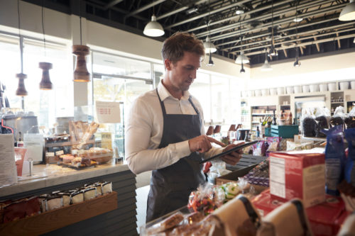 Innovationspotenzial: IoT im Einzelhandel - Inventar-Tracking