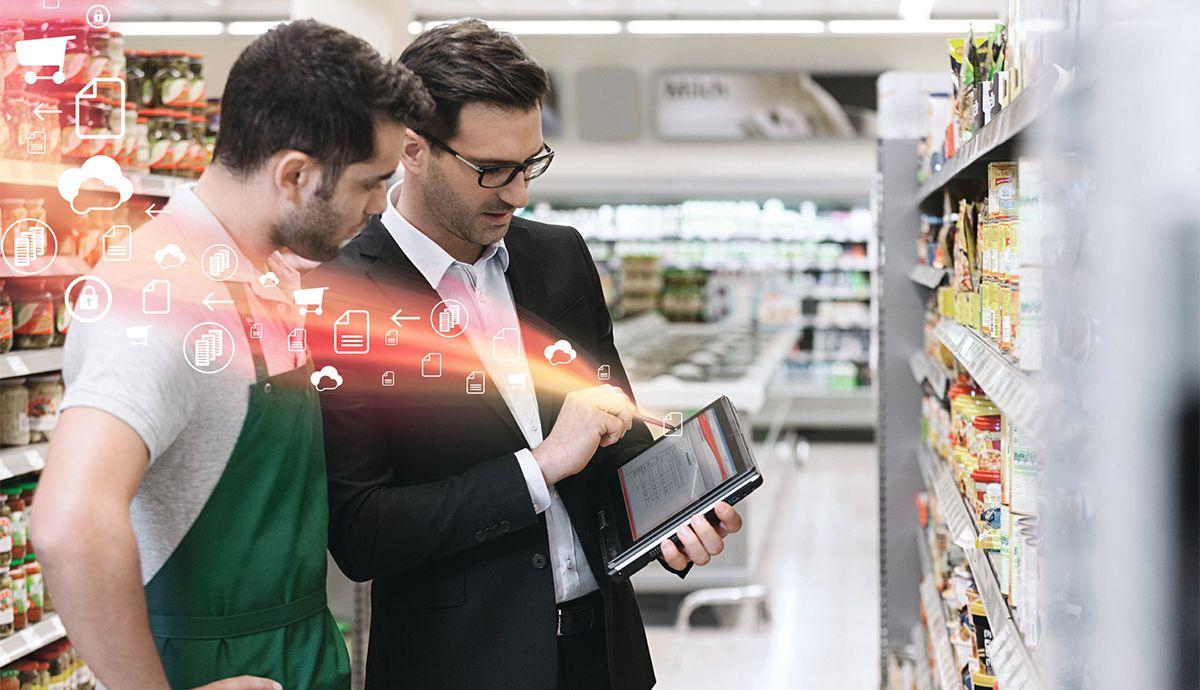 Innovationspotenzial: IoT im Einzelhandel