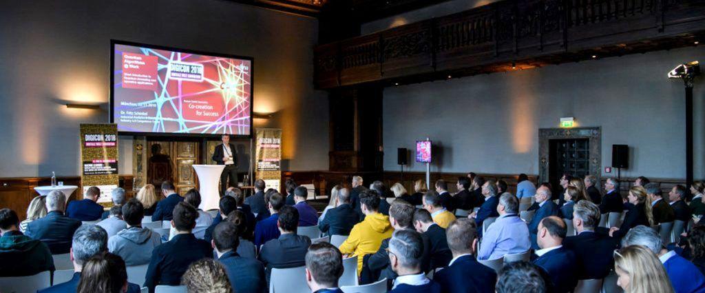 DIGICON 2018: Visionen und Geschäftsmodelle für die Welt von morgen