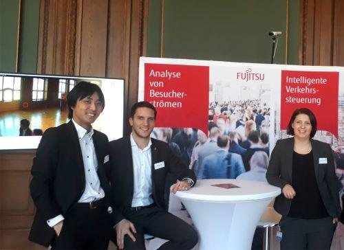 Fachkongress Digitale Gesellschaft - Unser Stand in der Zukunftsarena
