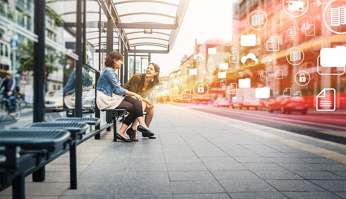 Effizienz, Zeit- und Energieersparnis – so verbessern Smart Cities das Leben