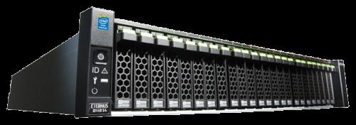 Fujitsu DX60S4: Hybrides Speichersystem für KMUs.