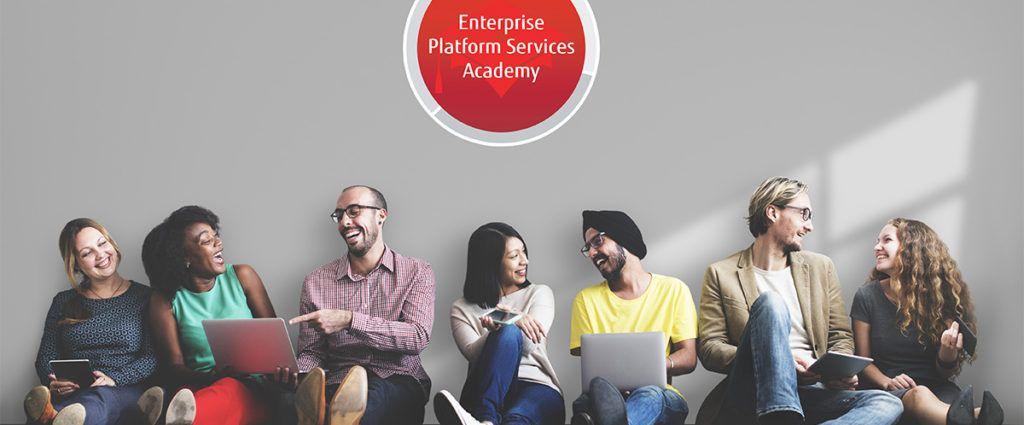 Lernen mit Aha-Erlebnissen - Die Fujitsu EPS Academy