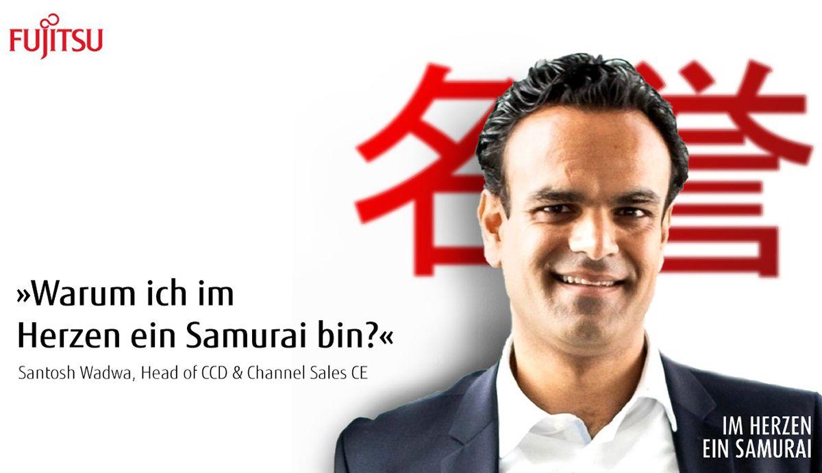 Fujitsu: Im Herzen ein Samurai