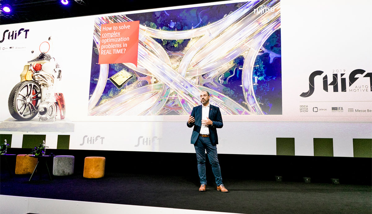 Technologien für nahtlose Mobilität – Fujitsu auf der SHIFT automotive in Berlin