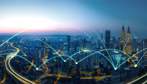Smart Cities als komplexer Anwendungsbereich für Connected Services
