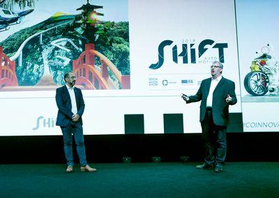 SHIFT automotive - Keynote Hugo Lerias und Christof Schleidt