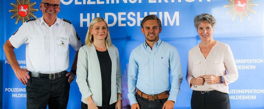Polizei Hildesheim goes Young Community