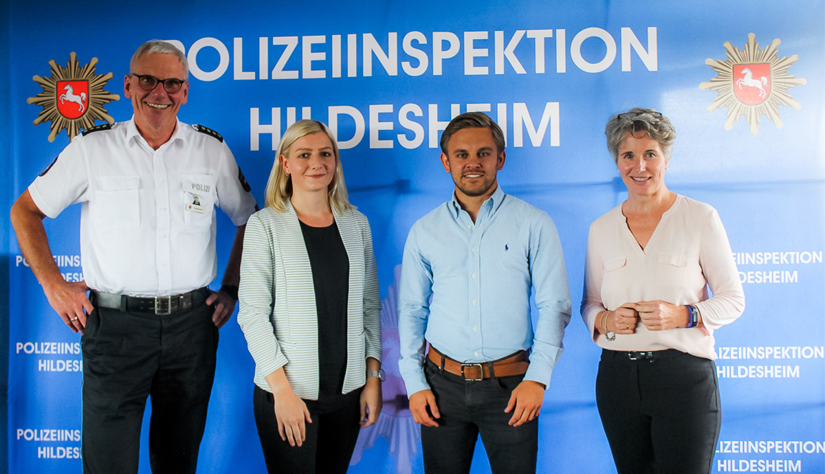 Polizei Hildesheim goes Young Community