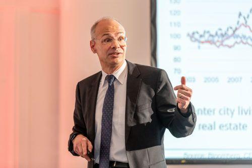 Dr. Martin Schulz auf dem Financial Forum 2019