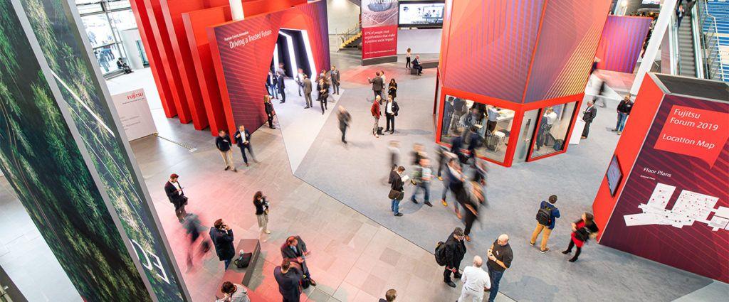Ein Rückblick auf das Fujitsu Forum München 2019