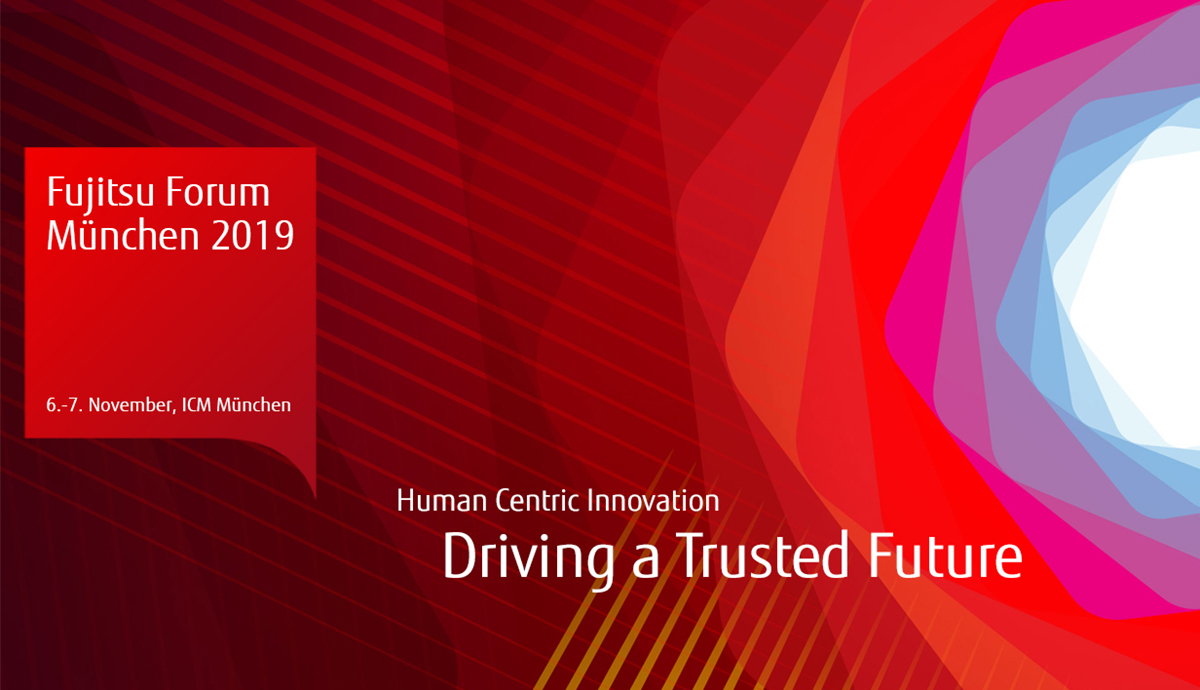#FujitsuForum 2019 - Social Media Guide