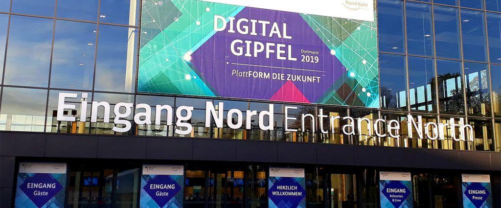 PlattFORM DIE ZUKUNFT – Fujitsu beim Digital-Gipfel 2019