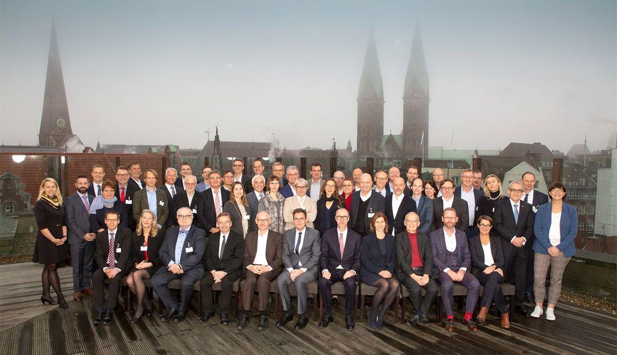 Die Teilnehmer des eGovernment Summit 2019