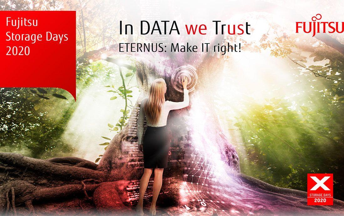 In DATA we trust – die Storage Days 2020 kommen!