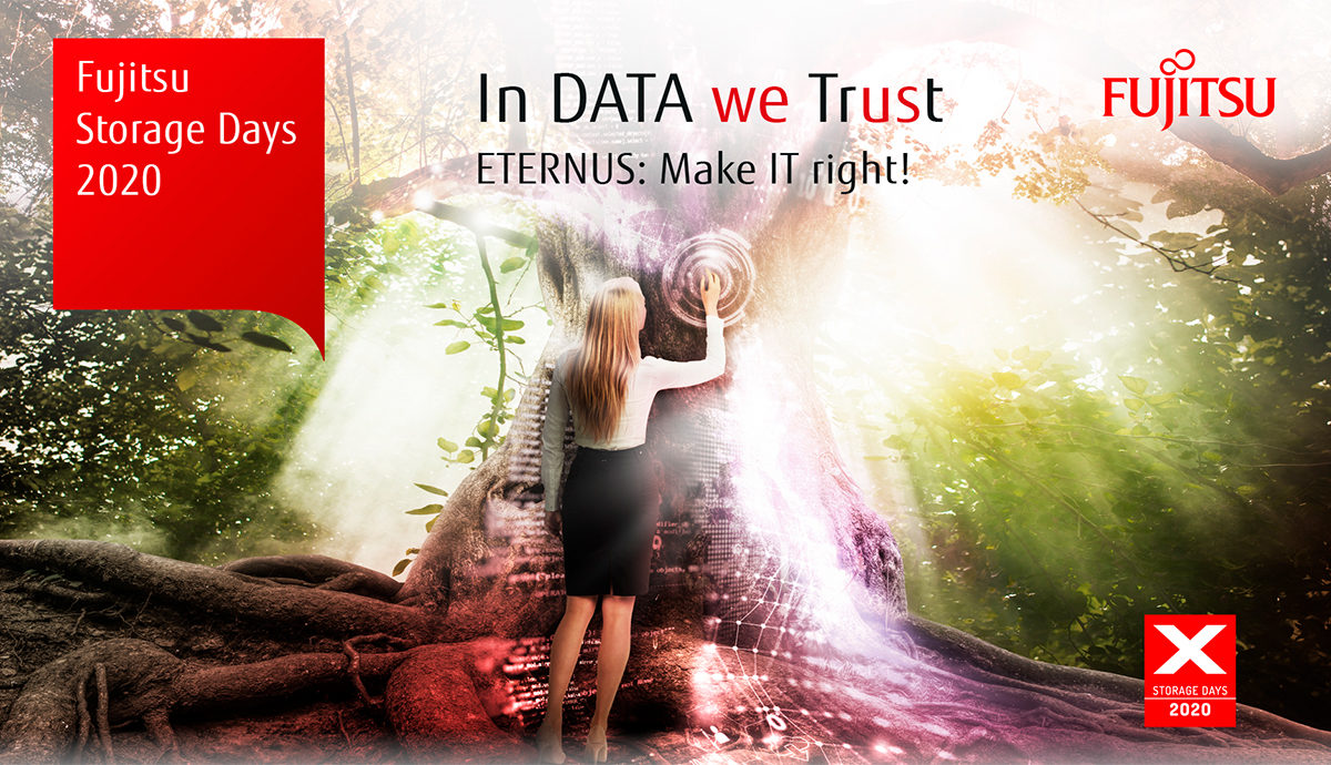 In DATA we trust – die Storage Days 2020 kommen!