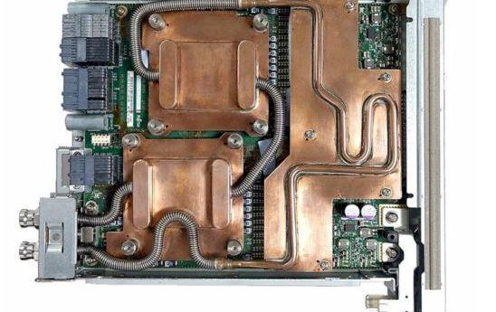 Die PRIMEHPC FX1000 CPU Memory Unit