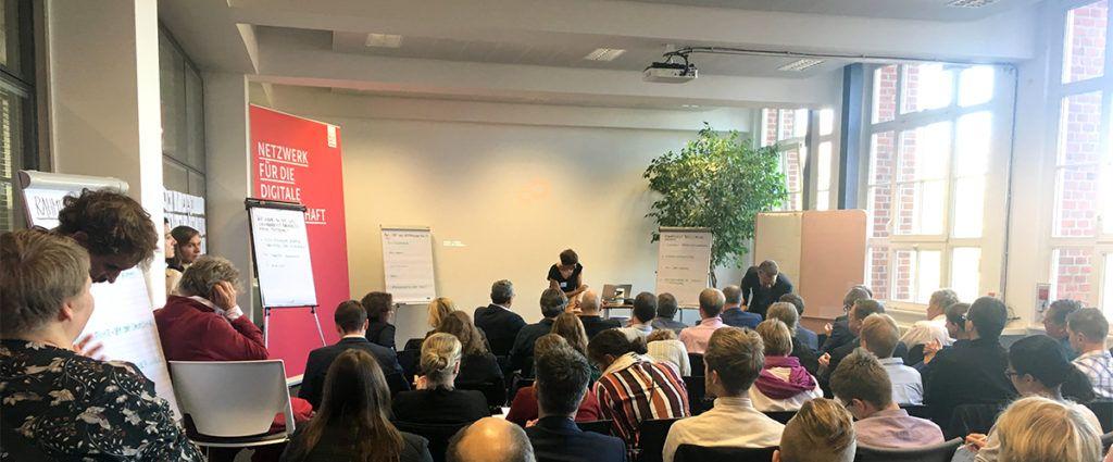 Initiative D21 bei Fujitsu zu Gast: Workshop zum DigitalPakt des Bundes