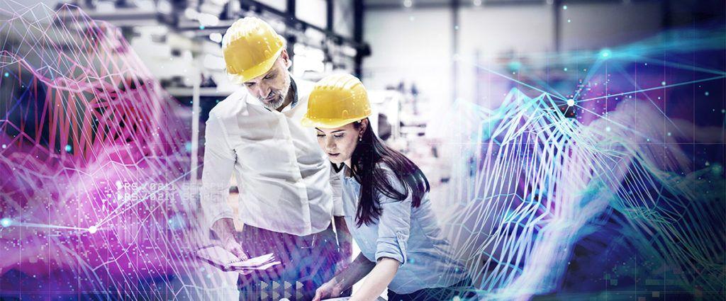 So lassen Sie die intelligente Fabrik Wirklichkeit werden